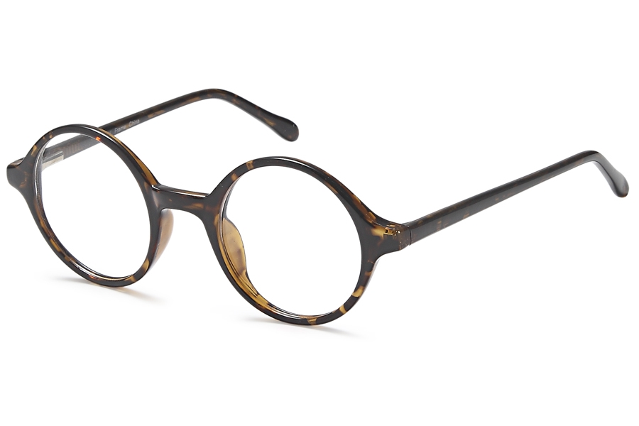 Millennial Fleek Eyeglasses in Tortoise