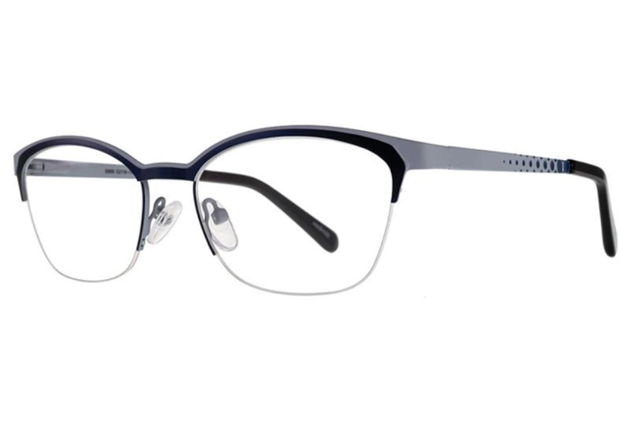 Minimize 5988 Eyeglasses in Navy/Gry