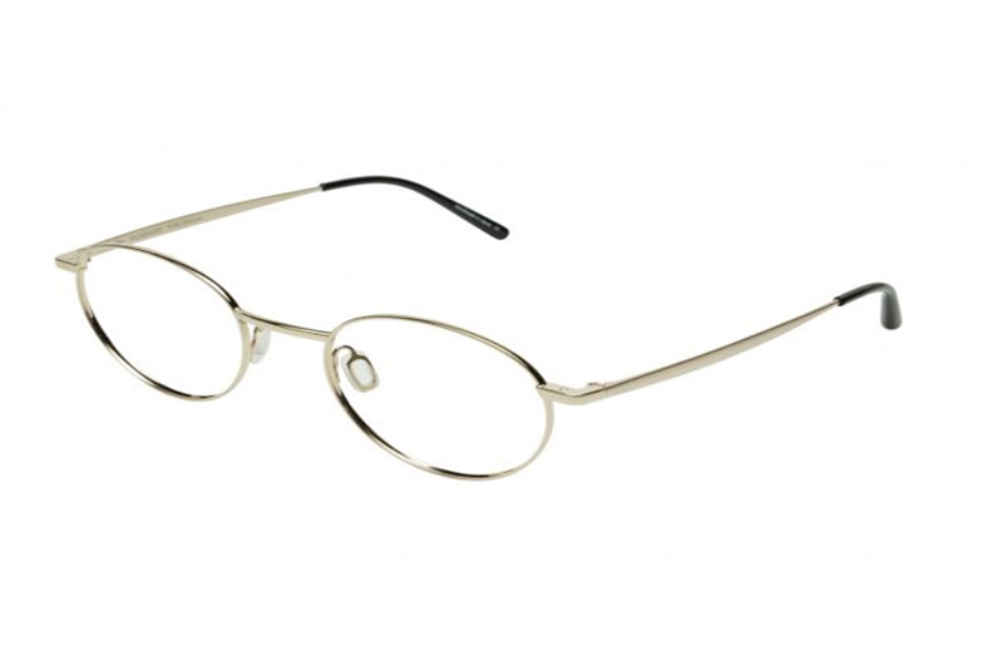 Kilsgaard Conrad Eyeglasses in Medium Gold