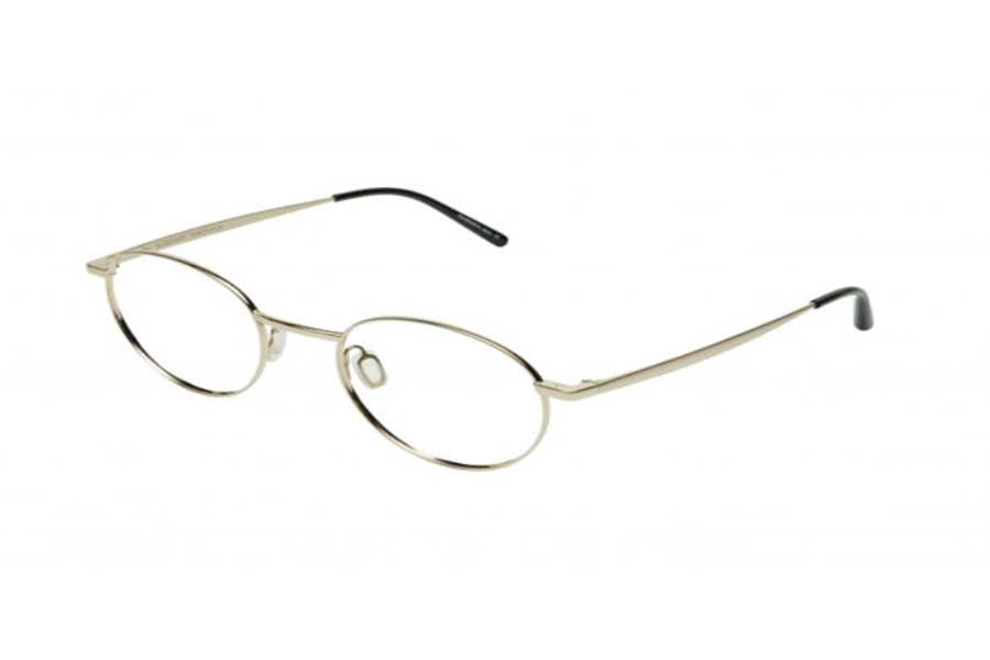 Kilsgaard Conrad Eyeglasses in Small Gold