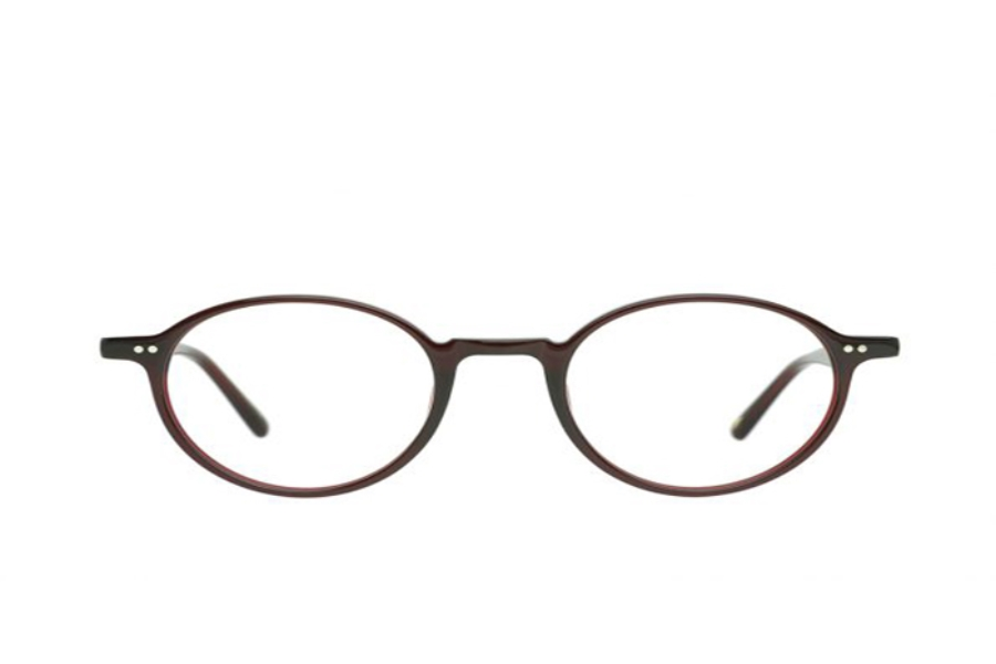Kilsgaard Overlook Eyeglasses in Burgundy
