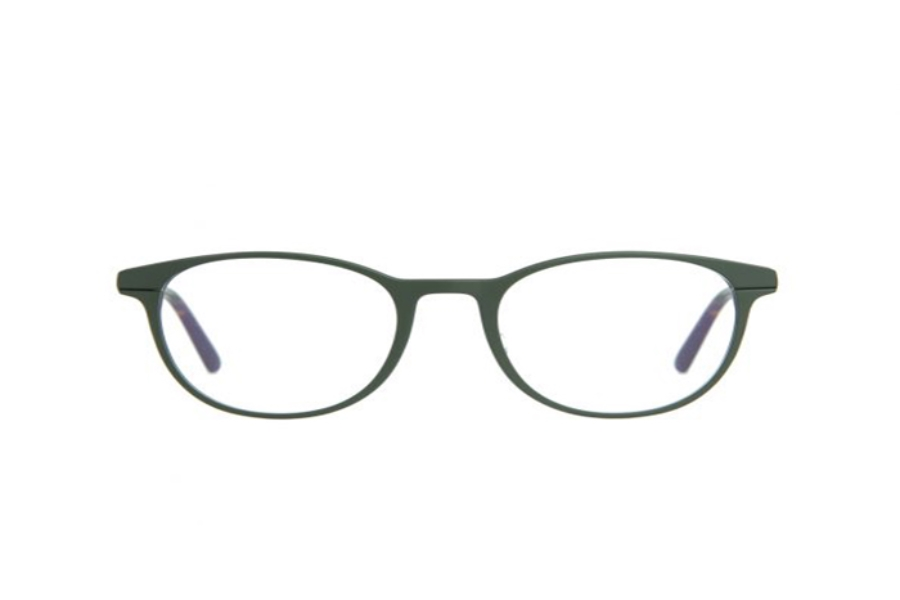 Kilsgaard Valdo Eyeglasses in 7/24 Green