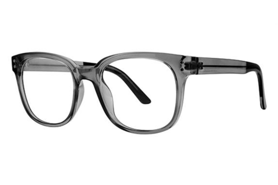 Modern Optical Legacy Eyeglasses in Smoke