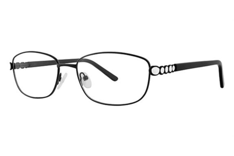 Modern Times Endless Eyeglasses in Black/White