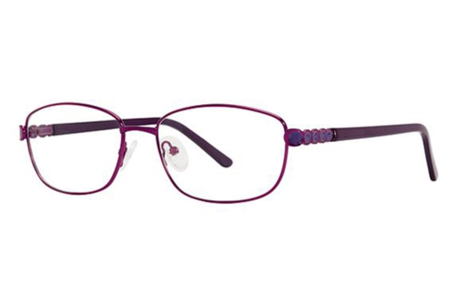 Modern Times Endless Eyeglasses in Orchid/Lilac