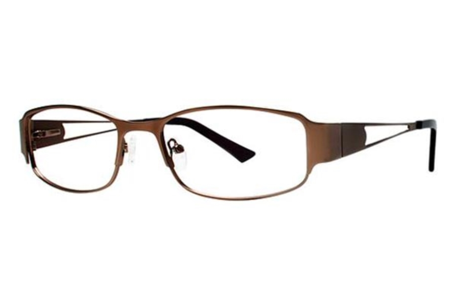 Modern Times Boost Eyeglasses in Matte Brown