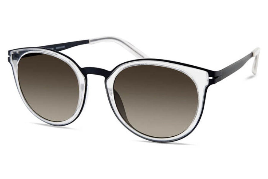 Modo MODO 453 Sunglasses in Crystal Navy