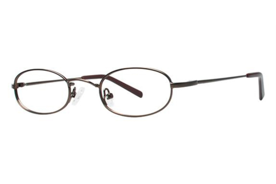 Modz Kids Costume Eyeglasses in Matte Brown