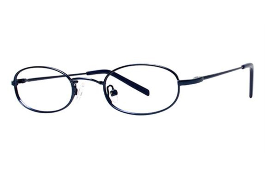 Modz Kids Costume Eyeglasses in Matte Navy Blue