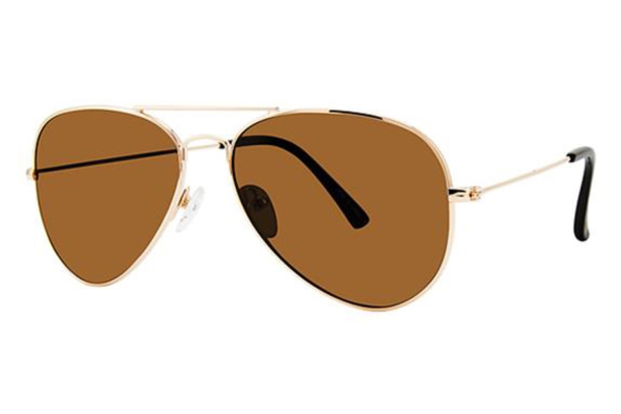 Modz Newport Sunglasses in Gold