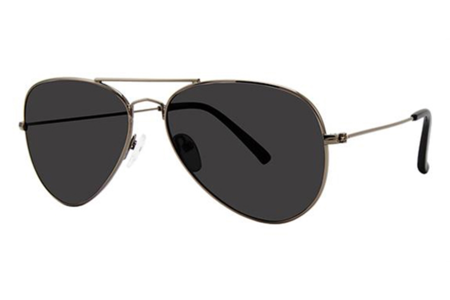 Modz Newport Sunglasses in Gunmetal