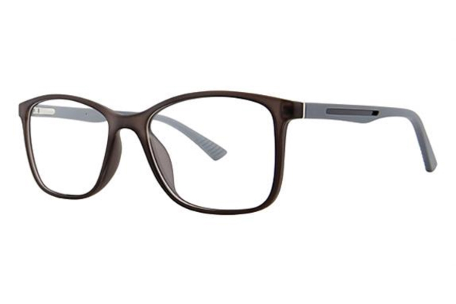Modz Anaheim Eyeglasses in Black/Grey Matte