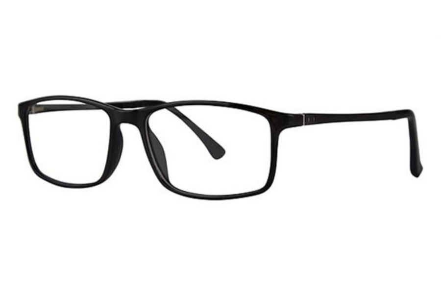 Modz Pontiac Eyeglasses in Black Grey