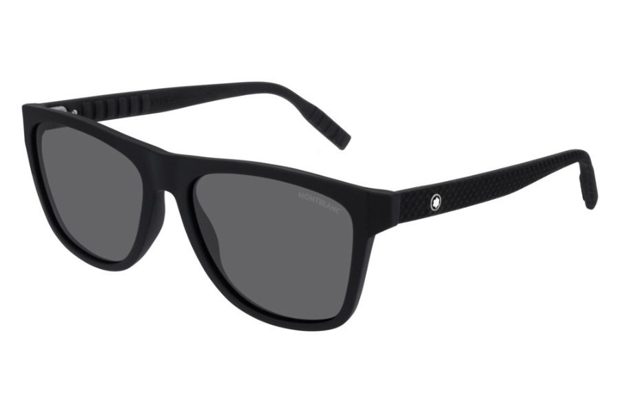 Mont Blanc MB0062S Sunglasses in Mont Blanc MB0062S Sunglasses