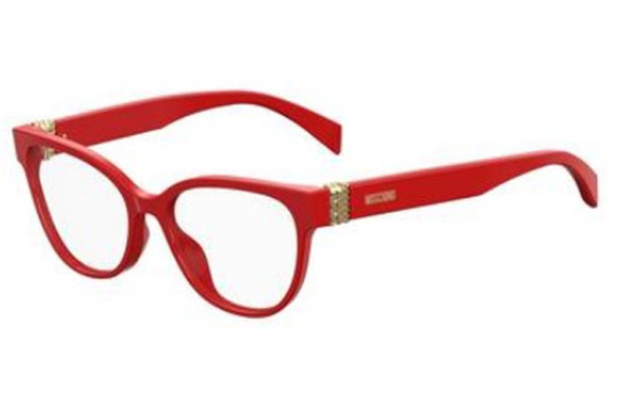 Moschino Mos 509 Eyeglasses in 0C9A Red