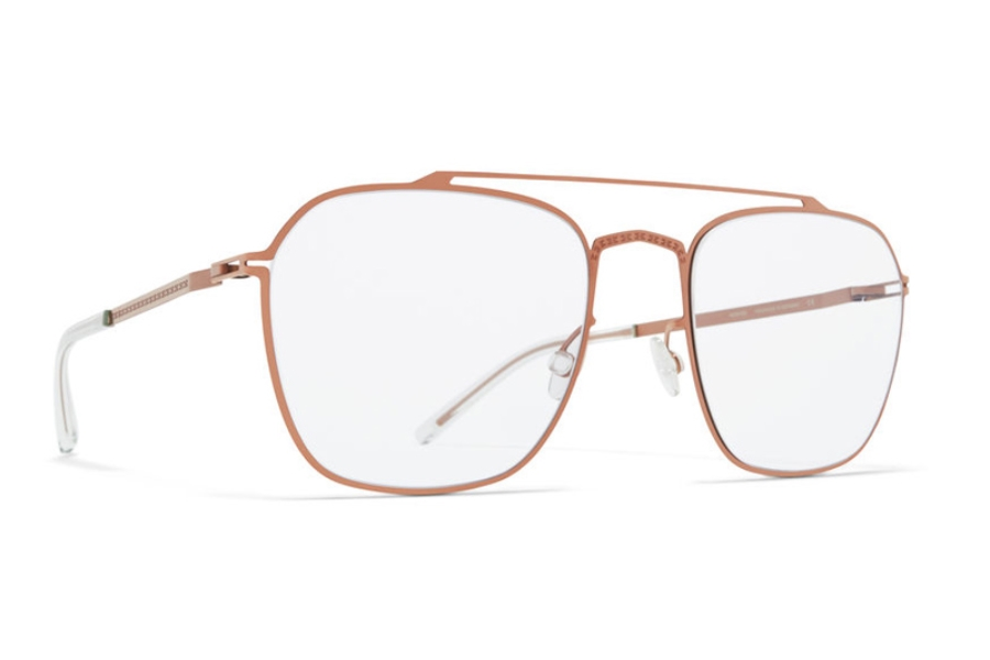 Mykita MMCRAFT006 Eyeglasses in Shiny Copper