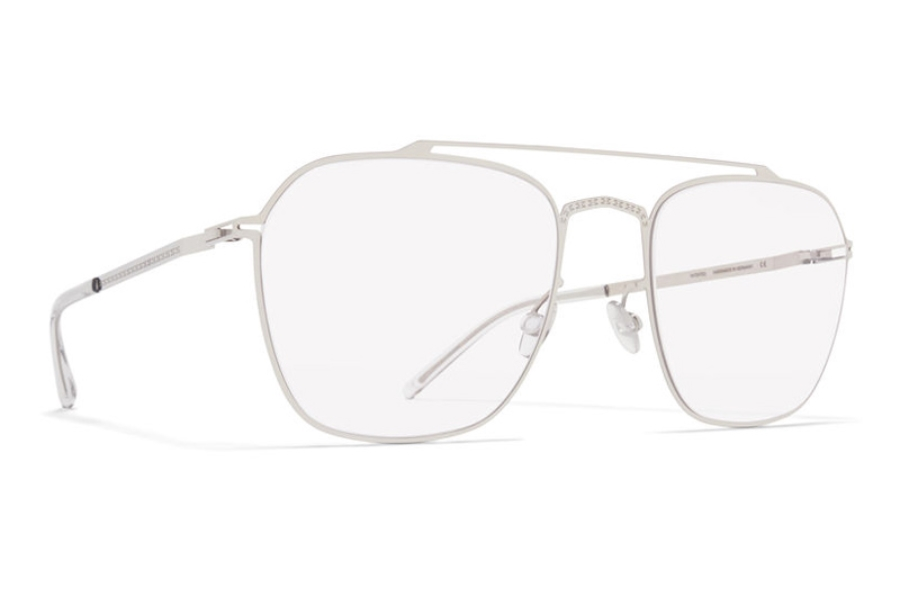 Mykita MMCRAFT006 Eyeglasses in Shiny Silver