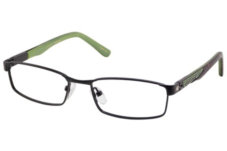 New Balance Kids NBK 99 Eyeglasses in Black