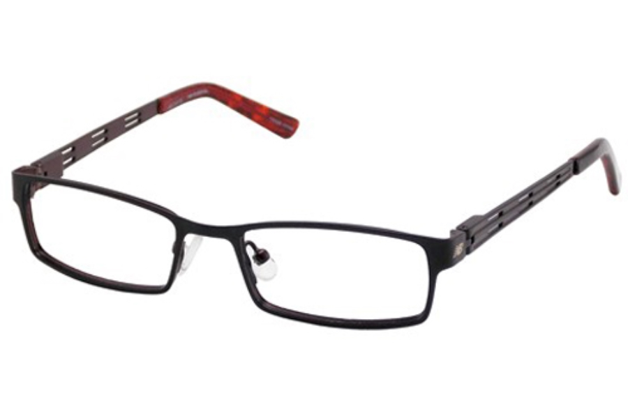 New Balance Kids NBK 101 Eyeglasses in Black