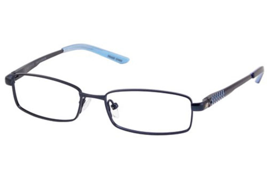 New Balance Kids NBK 104 Eyeglasses in Navy