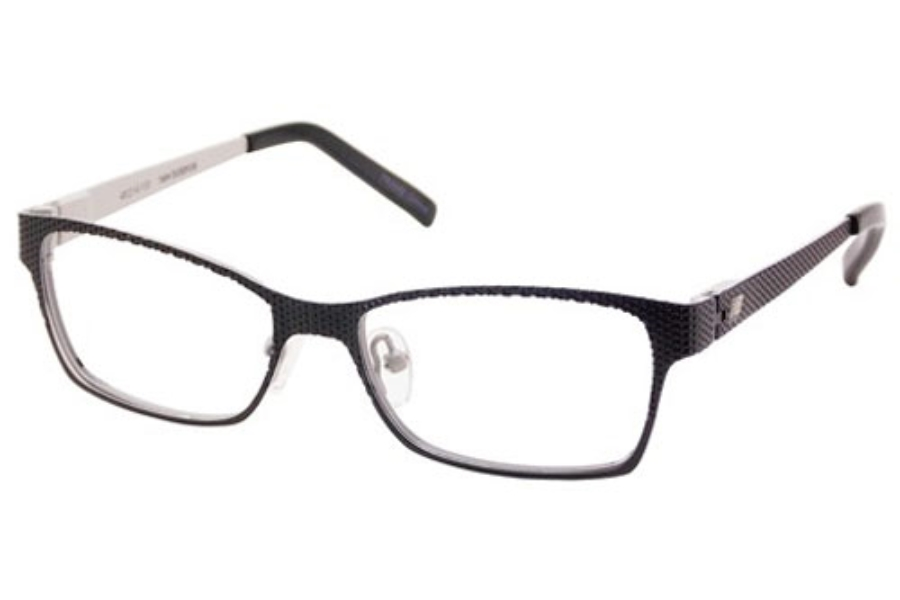 New Balance Kids NBK 105 Eyeglasses in Black