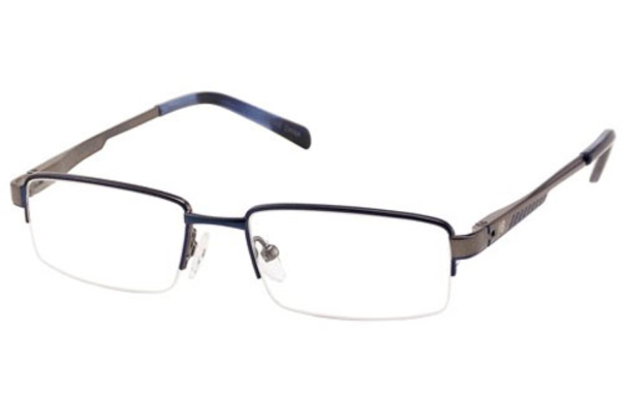 New Balance Kids NBK 107 Eyeglasses in Navy