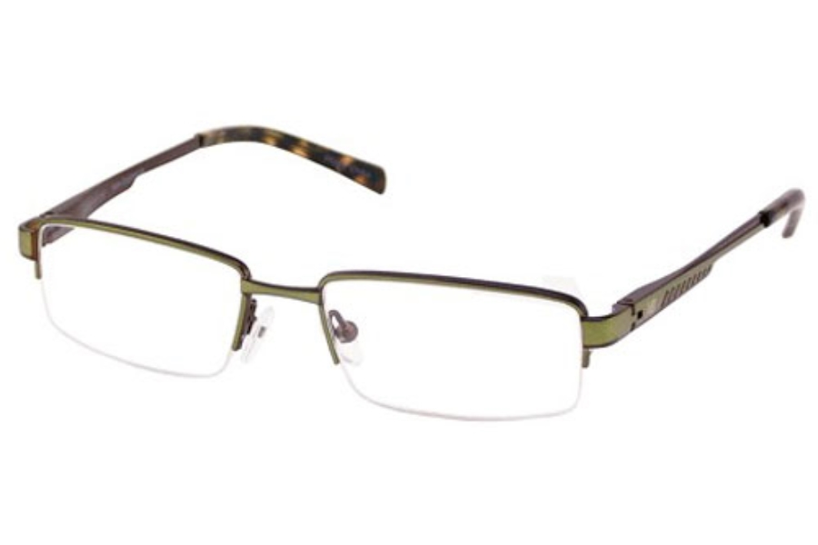 New Balance Kids NBK 107 Eyeglasses in Green