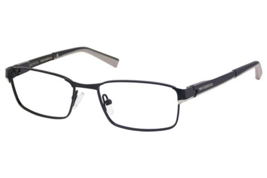New Balance Kids NBK 110 Eyeglasses in Black
