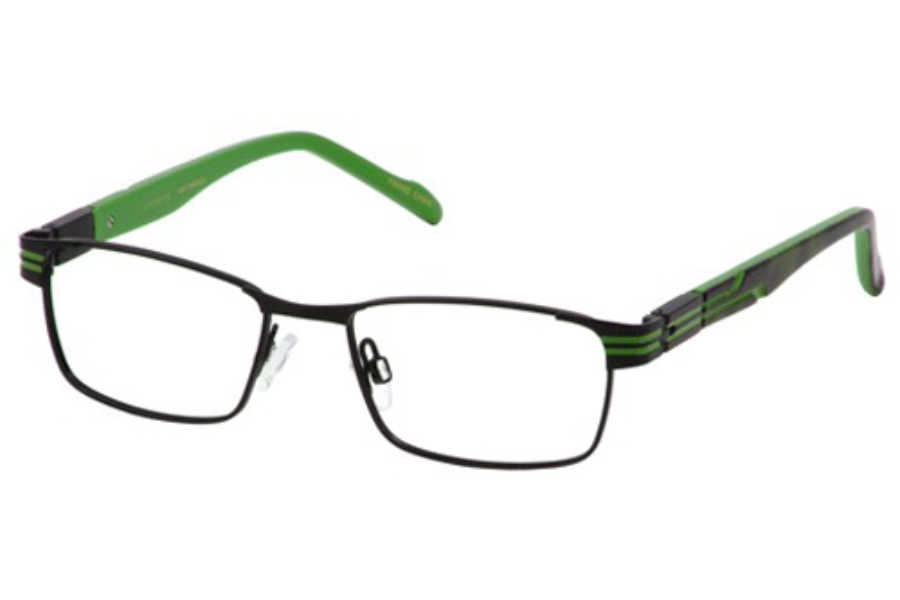 New Balance Kids NBK 121 Eyeglasses in Black