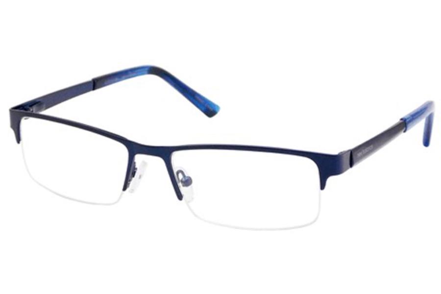 112b5e2628618e New Balance NB 483 Eyeglasses in Navy (Discontinued) ...