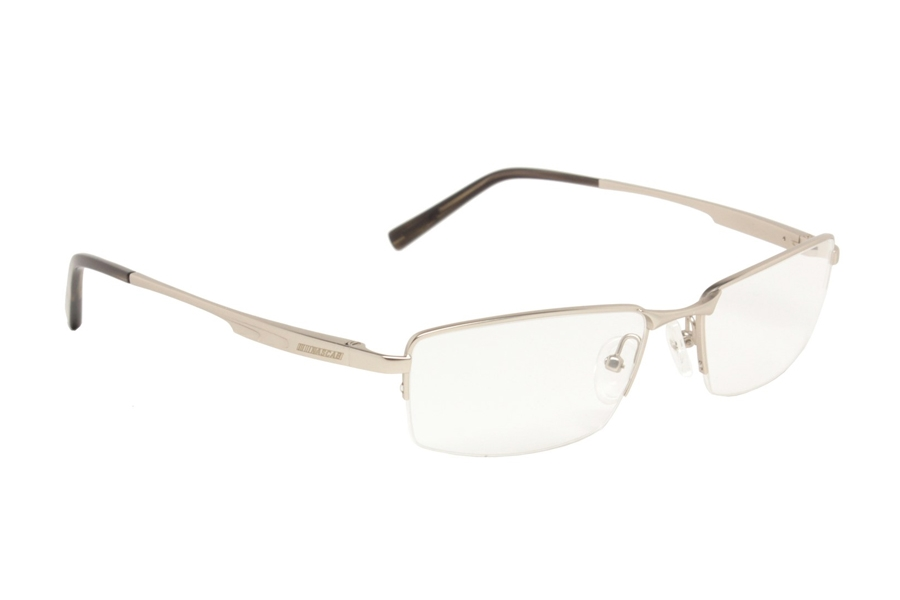 Nascar NCO-N25 Eyeglasses in 202 Silver (Discontinued)