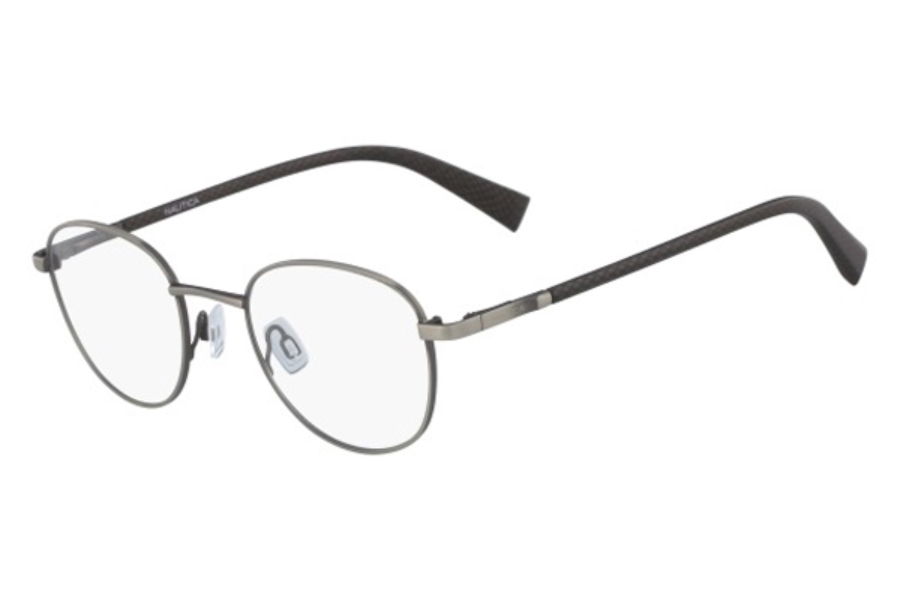 Nautica N7282 Eyeglasses in 030 Gunmetal