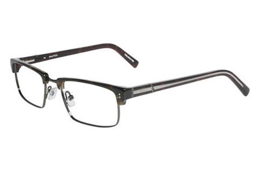 Nautica Eyeglasses N8068 307 Forest 53 19 140