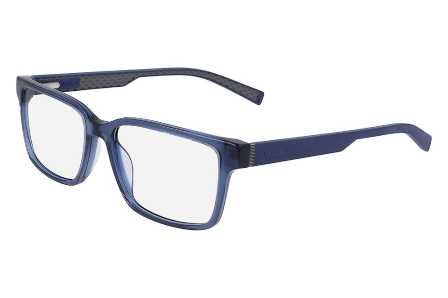 Nautica N8156 Eyeglasses in 410 Navy