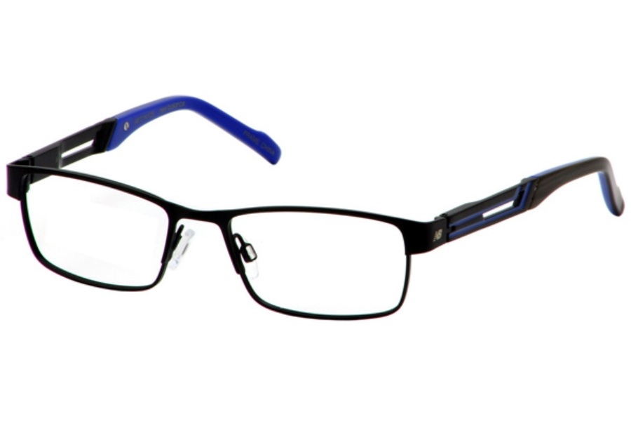 New Balance Kids NBK 125 Eyeglasses in Black