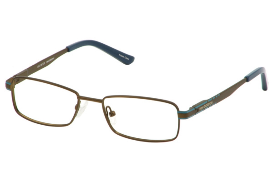 New Balance Kids NBK 130 Eyeglasses in New Balance Kids NBK 130 Eyeglasses