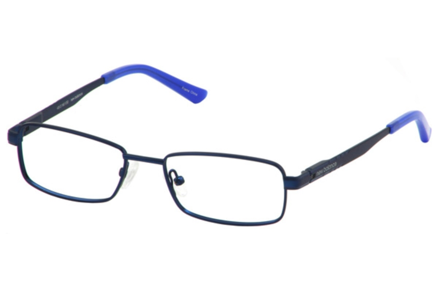 New Balance Kids NBK 130 Eyeglasses in Navy