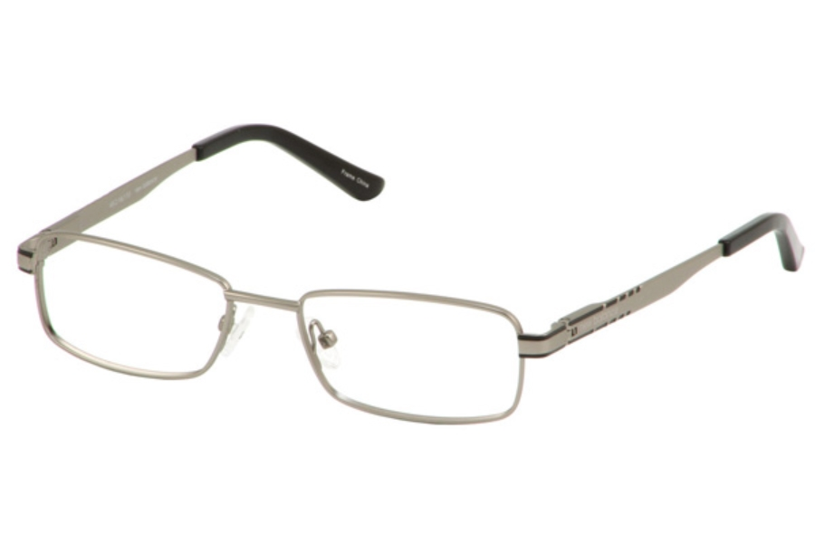 New Balance Kids NBK 130 Eyeglasses in Silver