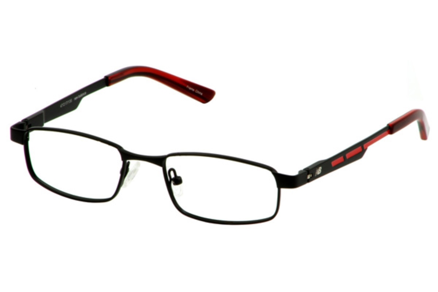 New Balance Kids NBK 134 Eyeglasses in Black