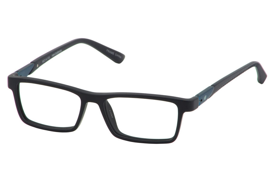 New Balance Kids NBK 140 Eyeglasses in Navy