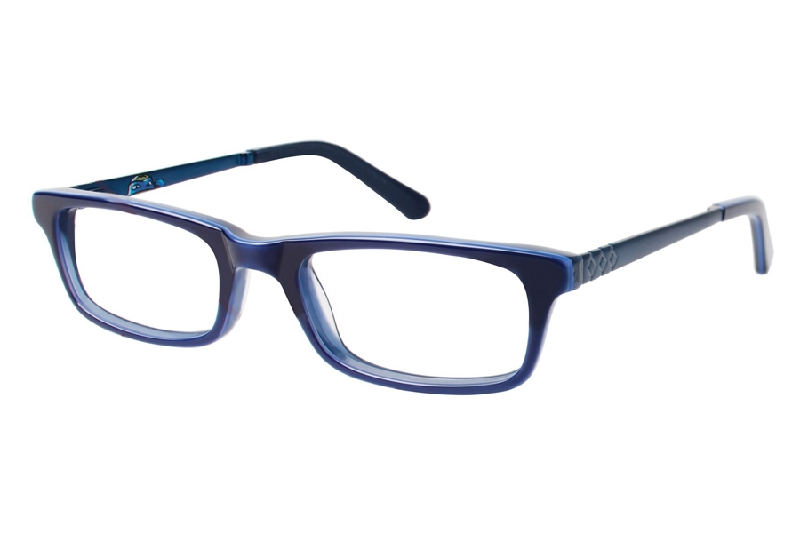 Nickelodeon Leader Eyeglasses in Blue