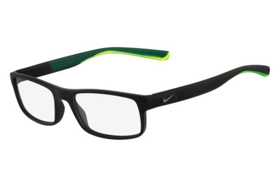 afa9cf1b84f ... Nike NIKE 7090 Eyeglasses in Nike NIKE 7090 Eyeglasses  Nike NIKE 7090  Eyeglasses in 010 Matte Black Matte ...