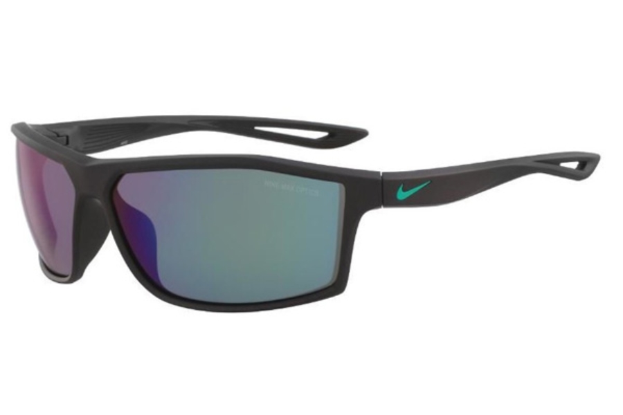 Nike NIKE INTERSECT R EV1060 Sunglasses in Matte Grey/ Grey Ml Infrared
