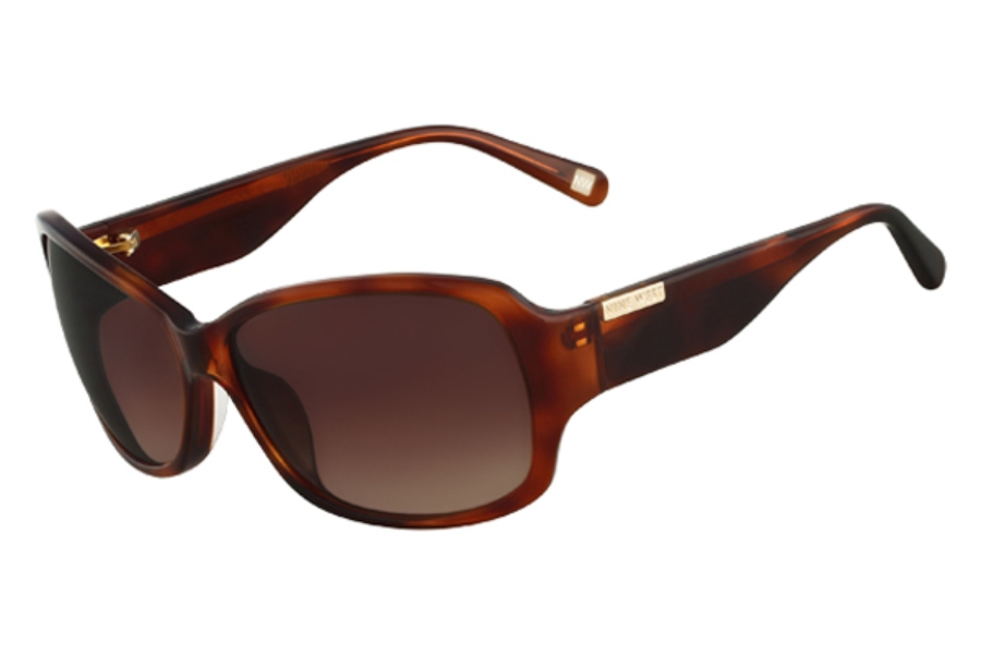 Nine West NW519S Sunglasses in 211 Blonde Tortoise
