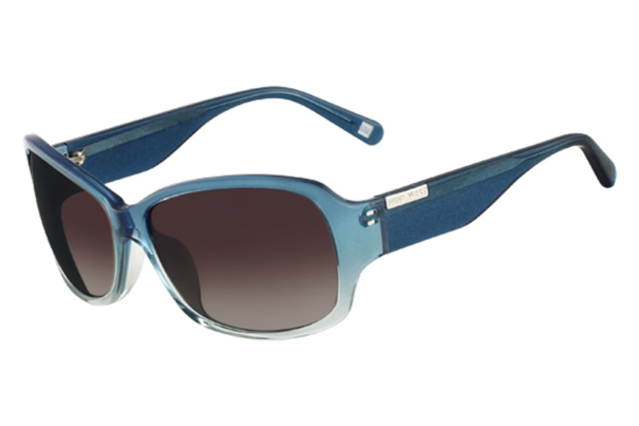 Nine West NW519S Sunglasses in 431 Blue Ombre