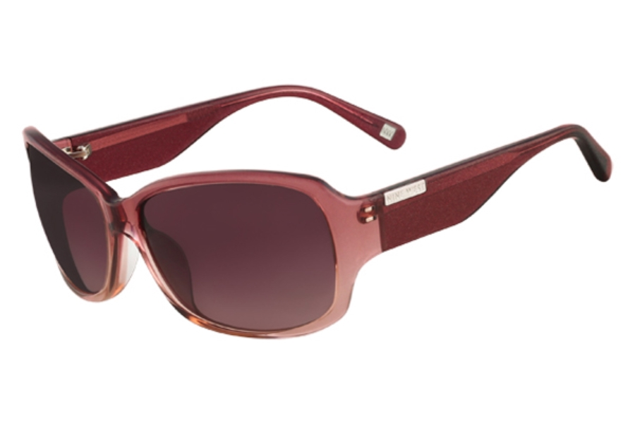 Nine West NW519S Sunglasses in 651 Rose Ombre