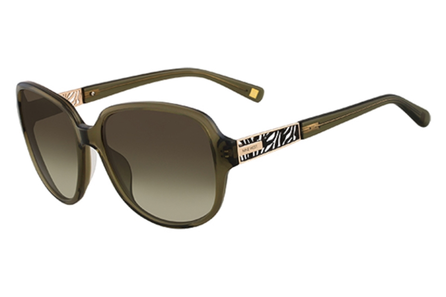 Nine West NW526S Sunglasses in 311 Olive