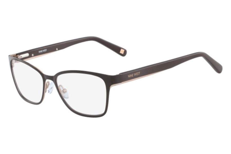 Nine West NW1070 Eyeglasses in 210 Brown