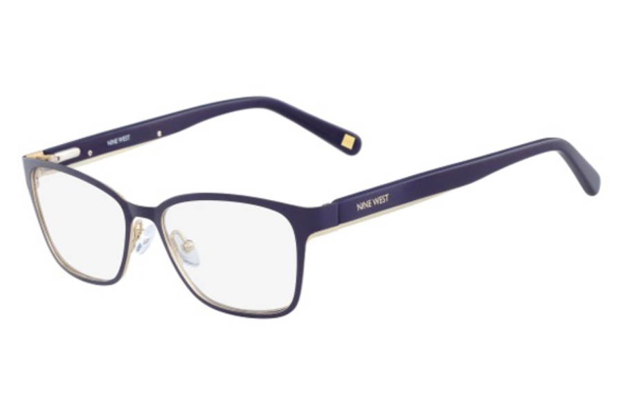Nine West NW1070 Eyeglasses in 434 Navy