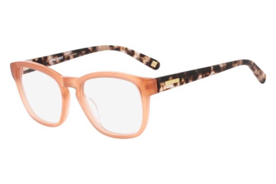2791a5595c Nine West NW5102 Eyeglasses in 601 Milky Rose ...